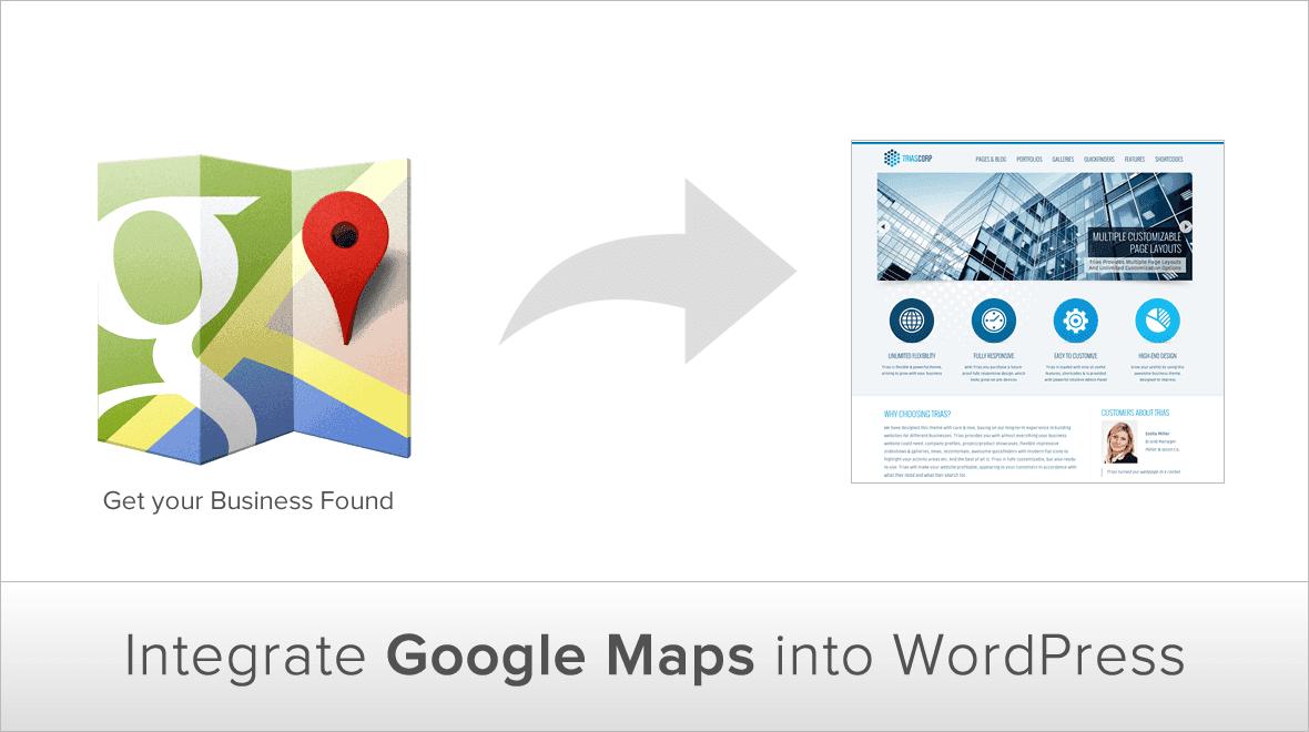Add a Google Map to my WordPress Site