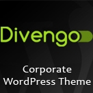 Divengo - WordPress Business & Portfolio Theme