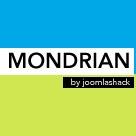 Mondrian Joomla Template