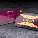 Creative or Corporate Business Card – Leonardis.