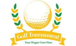 Golf Logotype