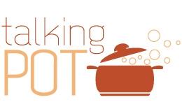 Talking Pot Logo Template