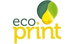 Eco Print Logo Template