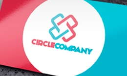 Creative or Corporate Business Circle Company