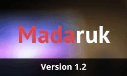 Madaruk Responsive Drupal Theme