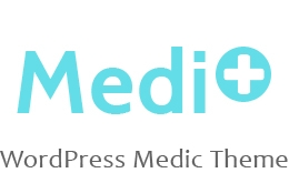 Mediplus - A WordPress Theme for Doctors and Medics