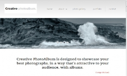 Creative Photography Template
