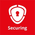 Securing Logo