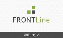 Frontline – Responsive WordPress Theme